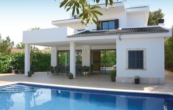 6 bedroom Villa in Can Picafort, Majorca, Mallorca : ref 2281143 - Image 1 - Ca'n Picafort - rentals