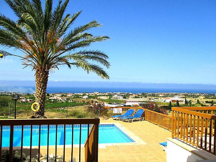 3 bedroom Villa in Peyia, Akamas pensinsula, Cyprus : ref 2283227 - Image 1 - Paphos - rentals