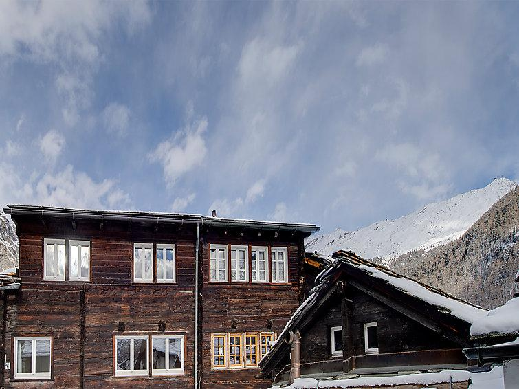 2 bedroom Apartment in Zermatt, Valais, Switzerland : ref 2283693 - Image 1 - Zermatt - rentals