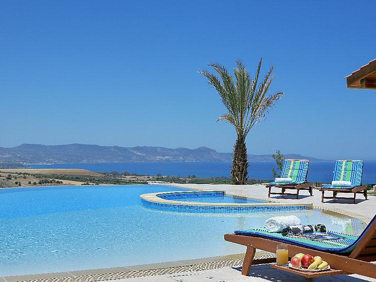 5 bedroom Villa in Argaka, Akamas pensinsula, Cyprus : ref 2284384 - Image 1 - Argaka - rentals