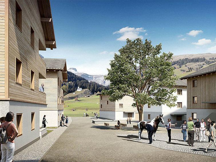 3 bedroom Apartment in Breil, Surselva, Switzerland : ref 2285012 - Image 1 - Breil/Brigels - rentals