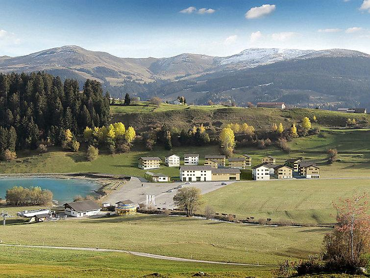 3 bedroom Apartment in Breil, Surselva, Switzerland : ref 2296223 - Image 1 - Breil/Brigels - rentals