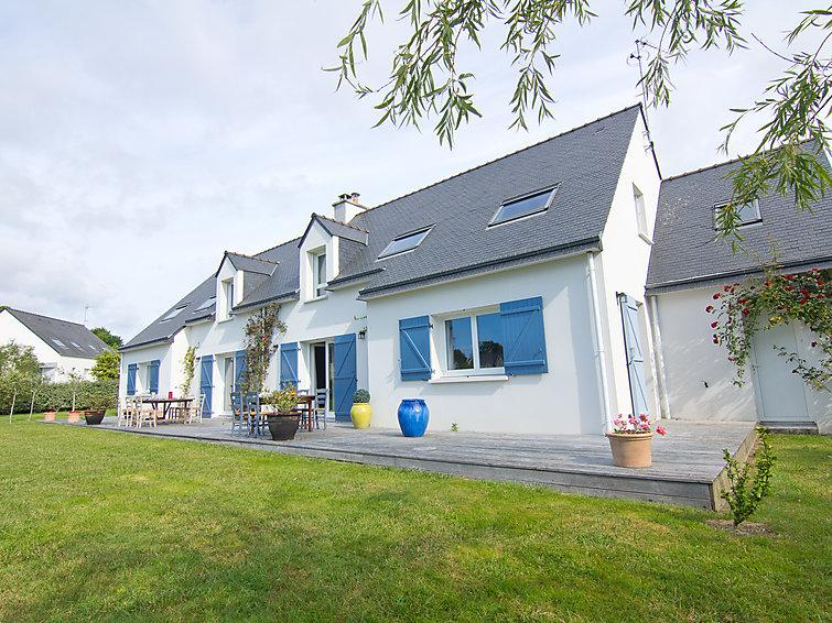 9 bedroom Villa in Saint Philibert, Brittany   Southern, France : ref 2285291 - Image 1 - Saint-Philibert - rentals