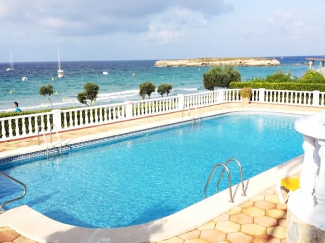 4 bedroom Villa in Sant Tomas, Menorca, Menorca : ref 2290418 - Image 1 - Sant Tomas - rentals