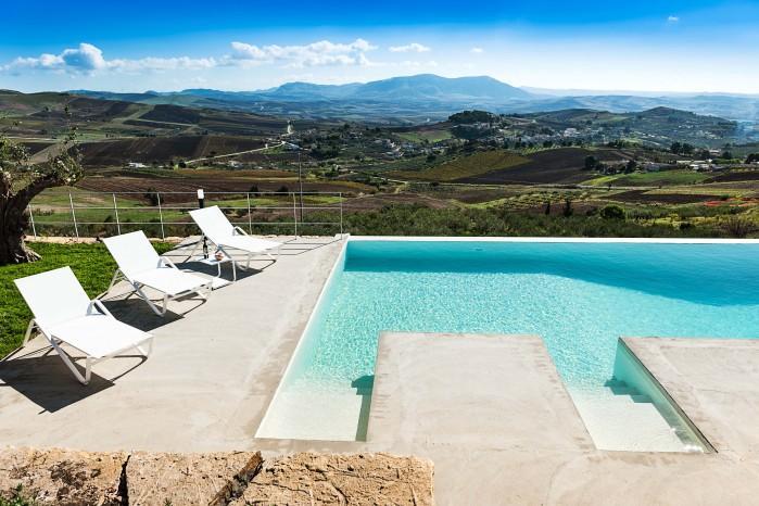 4 bedroom Villa in nr Trapani, Sicily, Italy : ref 2291503 - Image 1 - Chiesanuova - rentals
