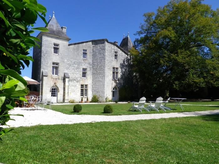 7 bedroom Villa in Angouleme, Vendee Charente, France : ref 2291511 - Image 1 - Sers - rentals