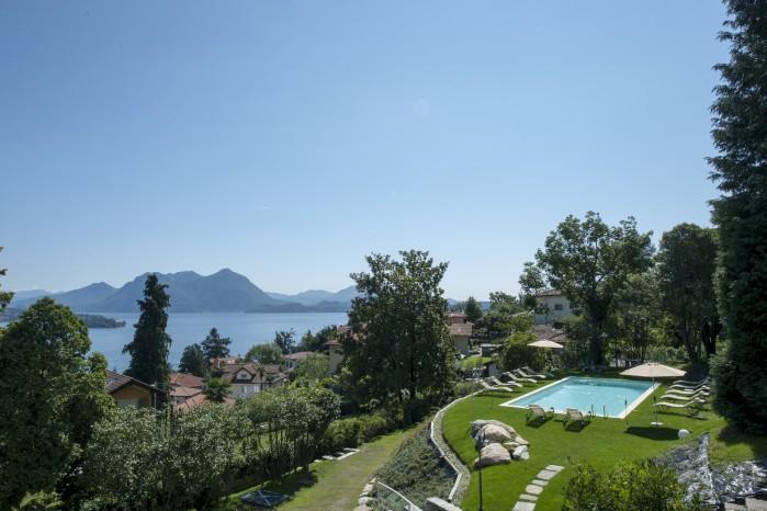 5 bedroom Villa in Baveno, Lake Maggiore, Italian Lakes, Italy : ref 2291536 - Image 1 - Baveno - rentals