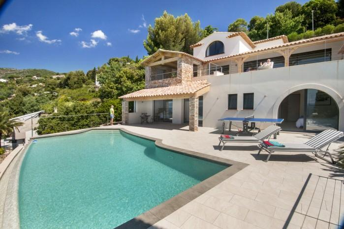 4 bedroom Villa in Aiguebelle nr Le Lavandou, St Tropez Var, France : ref 2291542 - Image 1 - Cavaliere - rentals