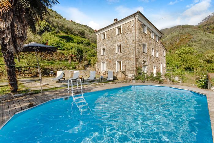 4 bedroom Villa in Levanto, Liguria, Italy : ref 2291554 - Image 1 - Levanto - rentals