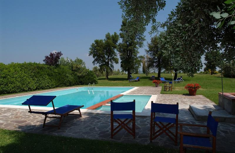 11 bedroom Villa in Montaione, San Gimignano, Volterra and surroundings - Image 1 - Montaione - rentals