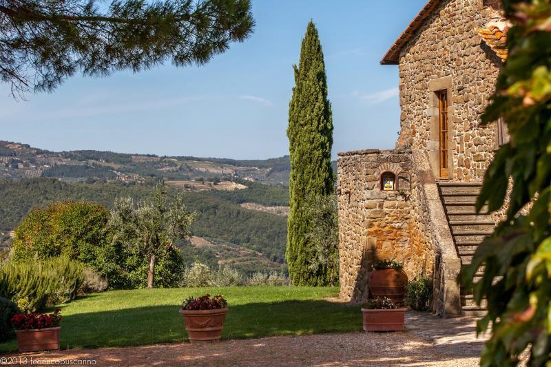 7 bedroom Villa in Greve in Chianti, Chianti, Tuscany, Italy : ref 2293887 - Image 1 - Casole - rentals