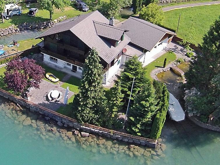 4 bedroom Villa in Brienz, Bernese Oberland, Switzerland : ref 2295235 - Image 1 - Brienz - rentals