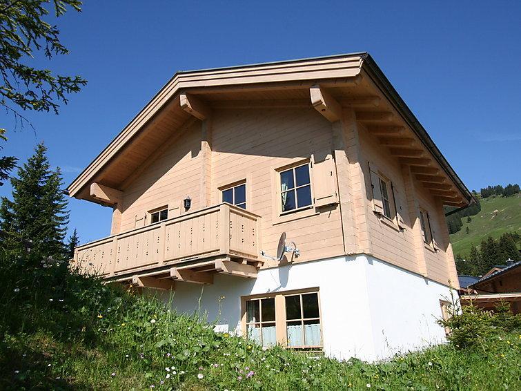 3 bedroom Villa in Konigsleiten, Zillertal, Austria : ref 2295468 - Image 1 - Almdorf Konigsleiten - rentals