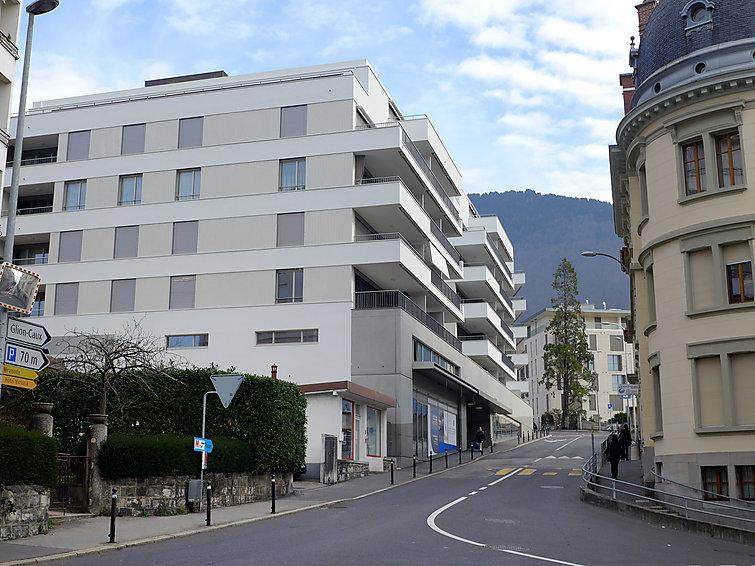 3 bedroom Apartment in Montreux, Lake Geneva Region, Switzerland : ref 2295525 - Image 1 - Montreux - rentals