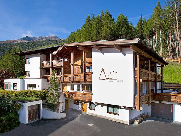 4 bedroom Apartment in Solden, Otztal, Austria : ref 2295619 - Image 1 - Solden - rentals