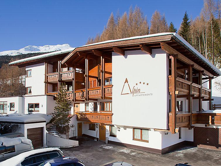 5 bedroom Apartment in Solden, Otztal, Austria : ref 2295615 - Image 1 - Solden - rentals