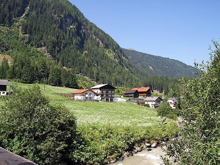 10 bedroom Villa in Sankt Leonhard im Pitztal, Pitztal valley, Austria : ref 2295622 - Image 1 - Jerzens - rentals