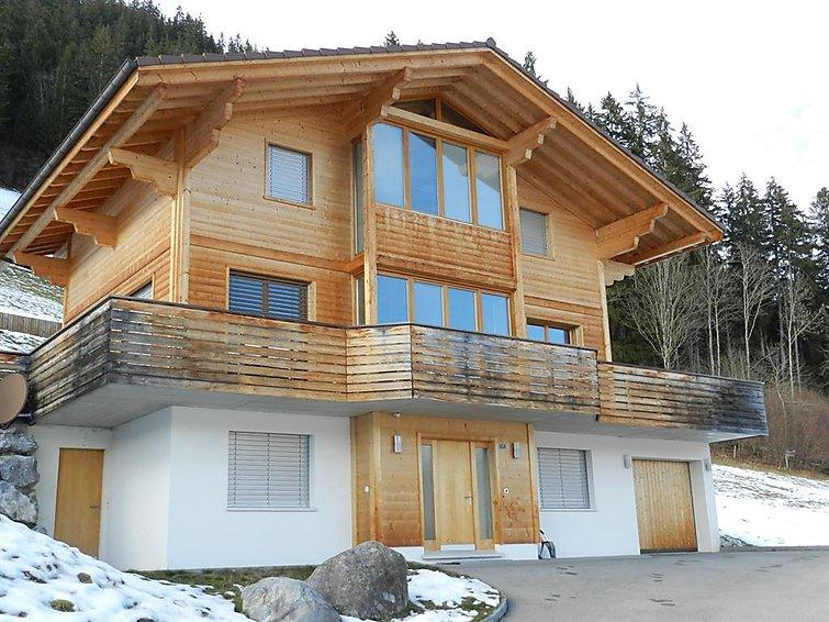 5 bedroom Apartment in Zweisimmen, Bernese Oberland, Switzerland : ref 2295910 - Image 1 - Zweisimmen - rentals