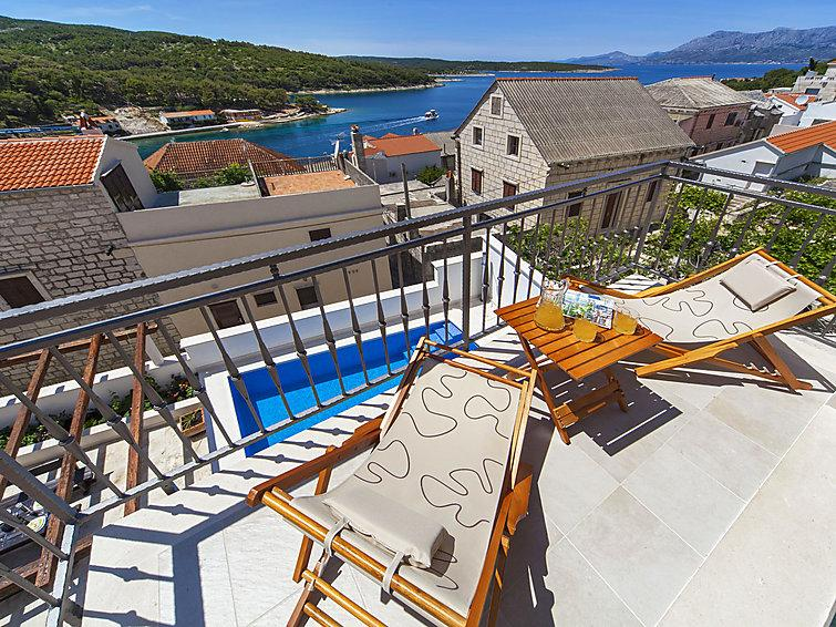 5 bedroom Villa in Brac Povlja, Central Dalmatia Islands, Croatia : ref 2296083 - Image 1 - Povlja - rentals