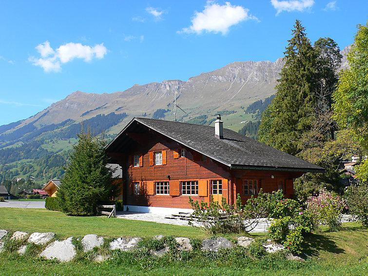 6 bedroom Villa in Les Diablerets, Alpes Vaudoises, Switzerland : ref 2296316 - Image 1 - Les Diablerets - rentals