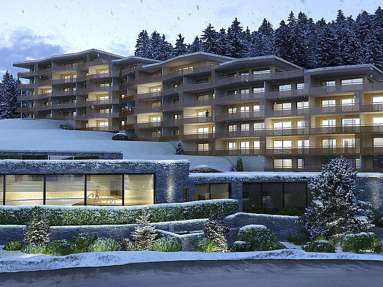 2 bedroom Apartment in Laax, Surselva, Switzerland : ref 2298863 - Image 1 - Laax - rentals
