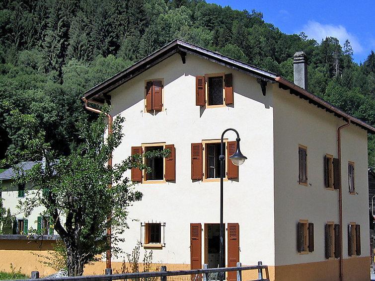 7 bedroom Villa in Le Chable Bagnes, Valais, Switzerland : ref 2296593 - Image 1 - Versegeres - rentals
