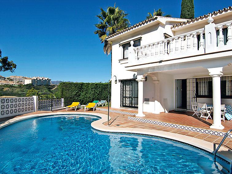 3 bedroom Villa in Mijas Costa, Costa del Sol, Spain : ref 2084865 - Image 1 - La Cala de Mijas - rentals
