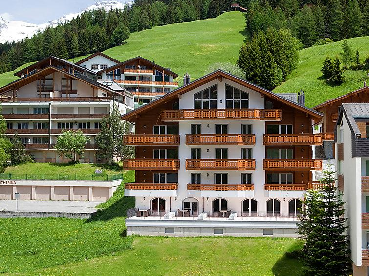 4 bedroom Apartment in Leukerbad, Valais, Switzerland : ref 2300434 - Image 1 - Leukerbad - rentals