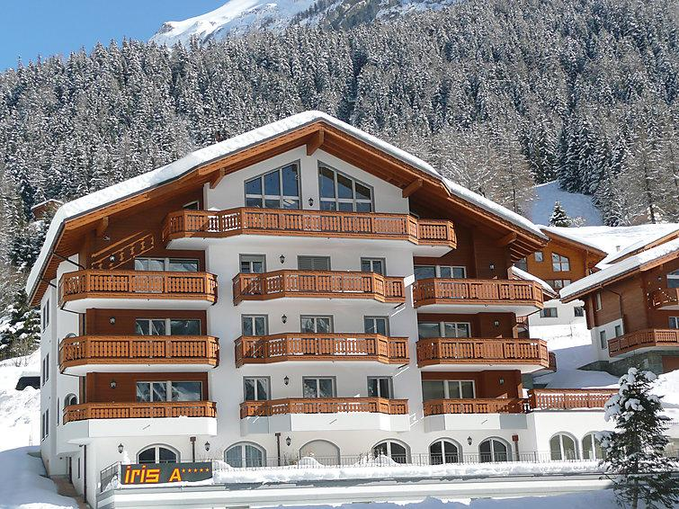 4 bedroom Apartment in Leukerbad, Valais, Switzerland : ref 2300434 - Image 1 - Leukerbad - rentals