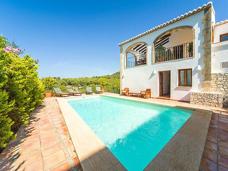 4 bedroom Villa in Javea, Costa Blanca, Spain : ref 2084902 - Image 1 - Xabia - rentals