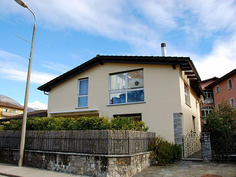 4 bedroom Villa in Ascona, Ticino, Switzerland : ref 2297897 - Image 1 - Ascona - rentals