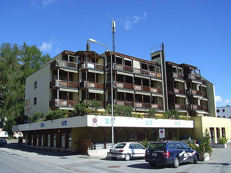 3 bedroom Apartment in Davos, Praettigau Landwassertal, Switzerland : ref - Image 1 - Davos - rentals