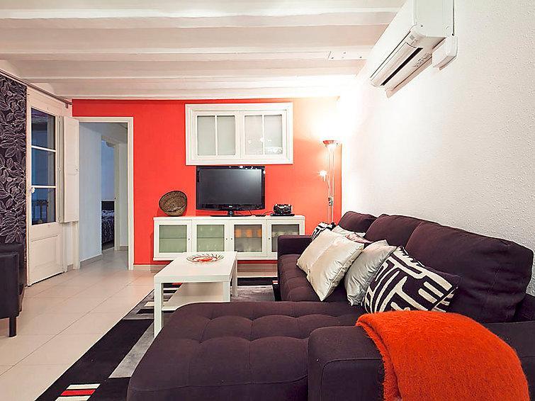 3 bedroom Apartment in Barcelona, Spain : ref 2085241 - Image 1 - Montserrat - rentals
