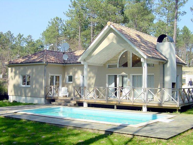 3 bedroom Villa in Biscarosse, Les Landes, France : ref 2299535 - Image 1 - Biscarrosse - rentals