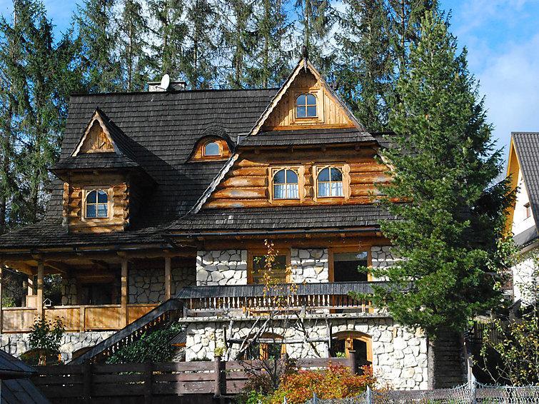 2 bedroom Villa in Zakopane, Tatras, Poland : ref 2300212 - Image 1 - Zakopane - rentals