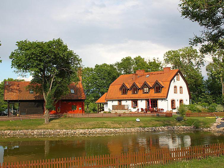 6 bedroom Villa in Grunwald, Mazury, Poland : ref 2300111 - Image 1 - Grunwald - rentals