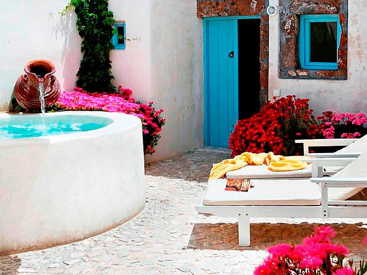 2 bedroom Villa in Megalochori, Santorini, Cyclades, Greece : ref 2300529 - Image 1 - Megalokhorion - rentals