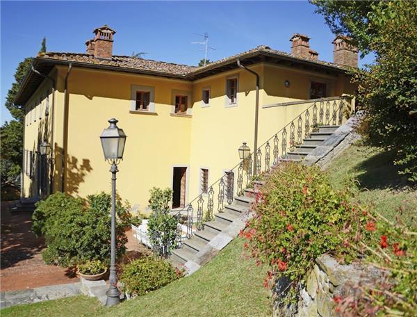 10 bedroom Villa in Dicomano, Tuscany, Italy : ref 2301021 - Image 1 - Dicomano - rentals