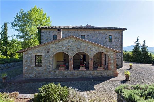 5 bedroom Villa in Proceno, Lazio, Italy : ref 2301100 - Image 1 - Proceno - rentals