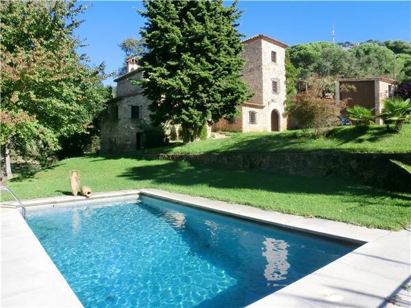 6 bedroom Villa in Lloret de Mar, Costa Brava, Lloret de Mar, Spain : ref 2301266 - Image 1 - Lloret de Mar - rentals