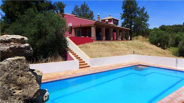8 bedroom Villa in Gran Vega de Sevilla, Andalucia, Spain : ref 2301757 - Image 1 - Lora del Río - rentals