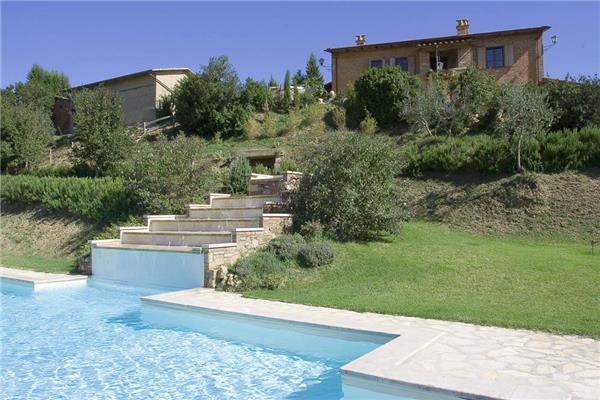 9 bedroom Villa in Chiusi, Tuscany, Italy : ref 2301945 - Image 1 - Chiusi - rentals