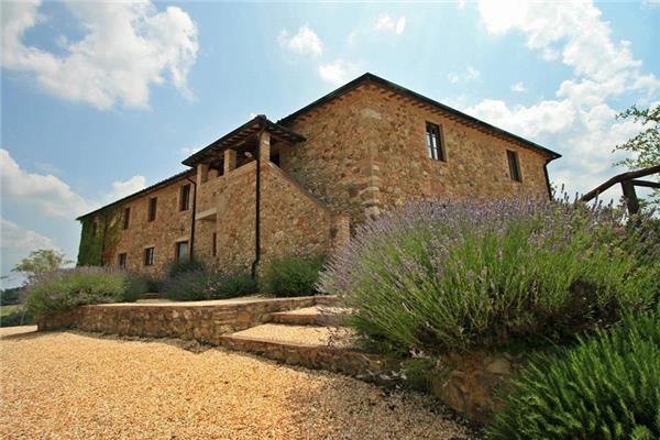 8 bedroom Villa in Chiusdino, Tuscany, San Galgano, Italy : ref 2302063 - Image 1 - Chiusdino - rentals