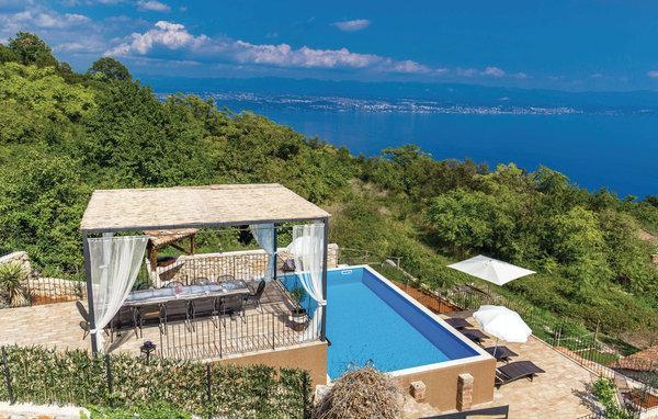 5 bedroom Villa in Opatija-Moscenicka Draga, Opatija, Croatia : ref 2302976 - Image 1 - Moscenicka Draga - rentals