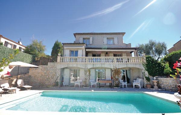 5 bedroom Villa in Nice, Alpes Maritimes, France : ref 2303456 - Image 1 - Nice - rentals