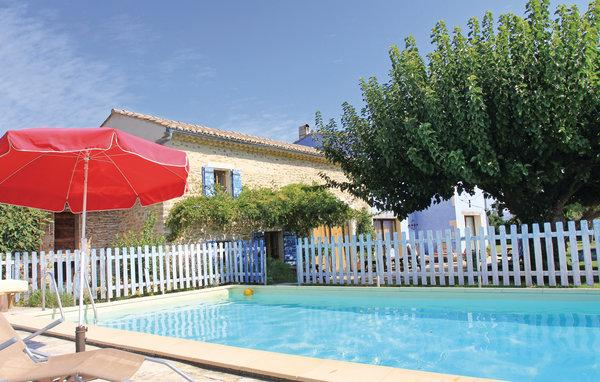 6 bedroom Villa in Richerenches, Vaucluse, France : ref 2303523 - Image 1 - Richerenches - rentals