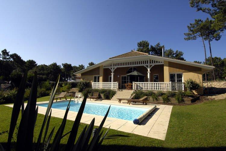4 bedroom Villa in Lacanau, Atlantic Coast, France : ref 2304776 - Image 1 - Lacanau - rentals