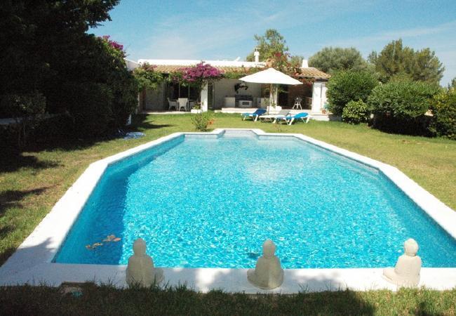 3 bedroom Villa in Ibiza Ciudad, Ibiza, Ibiza : ref 2306359 - Image 1 - Velverde - rentals