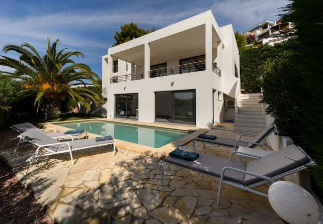 3 bedroom Villa in Ibiza Ciudad, Ibiza, Ibiza : ref 2306361 - Image 1 - Talamanca - rentals