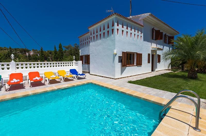 6 bedroom Villa in Benissa, Alicante, Costa Blanca, Spain : ref 2306413 - Image 1 - Benissa - rentals